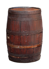 Brown barrel