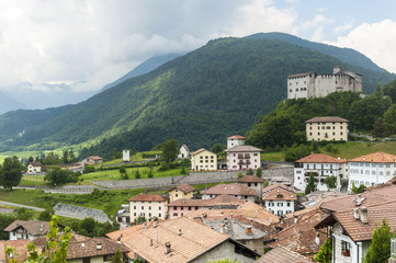 Castle of Stenico (Trento)