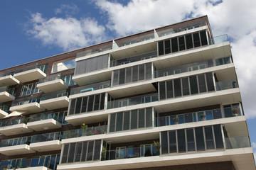 moderne Wohnimmobilie