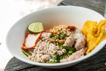 Thai style noodle- Sukhothai noodles