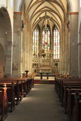 Köln, St. Ursula Kirche, Hauptschiff