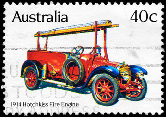 AUSTRALIA - CIRCA 1983 Hotchkiss