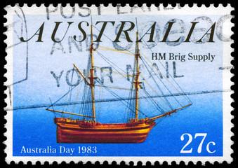 AUSTRALIA - CIRCA 1983 Supply