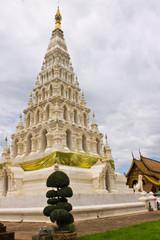 The chedi of Wat Chedi Liam 2