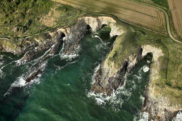 Falaises de Plomodiern, Finistère