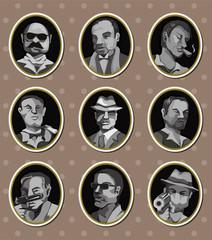 mafia stickers