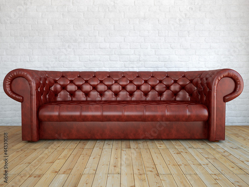 rotes sofa stockfotos und lizenzfreie bilder auf bild 44330038. Black Bedroom Furniture Sets. Home Design Ideas