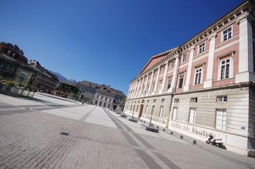 place du palais de justice - chambéry