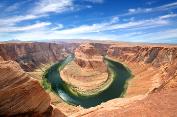 Wall Mural - Arizona - Horseshoe Bend