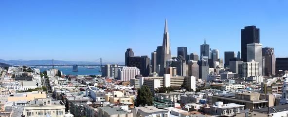 Photo sur Toile San Francisco USA - San Francisco