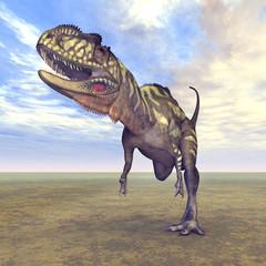 Dinosaur Yangchuanosaurus