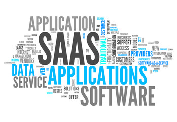 """Word Cloud """"Software As A Service"""""""