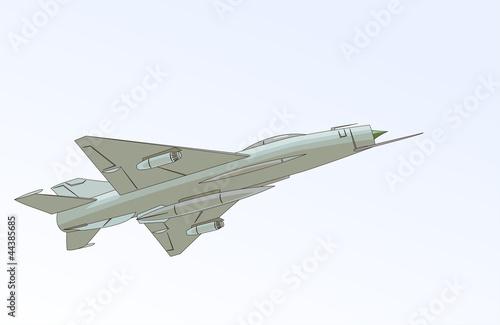 MiG-21 (Fishbed)