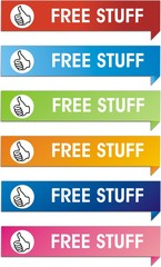 boutons free stuff