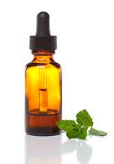 Herbal medicine dropper bottle