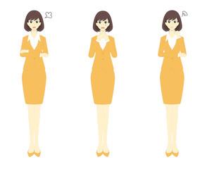 ビジネス女性その3