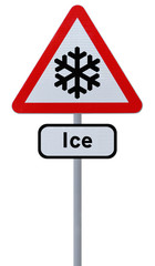 Risk of Ice Ahead