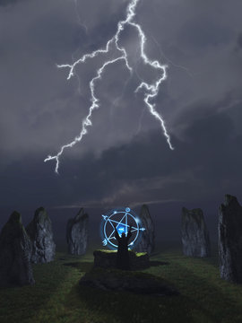 The Druid Summoning