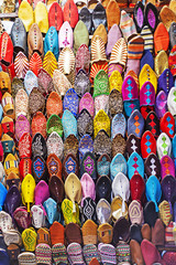 colorful slippers