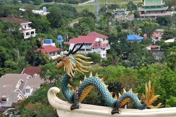 Blick auf Beverly Hills Cebu - Buy this stock photo and