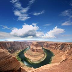 Fototapete - Arizona - Horseshoe Bend