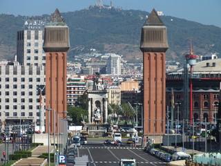 Torres Venecianas (Barcelona)