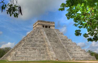 Chichen Itza - El Castillo Pyramid