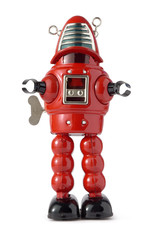 Robot Red