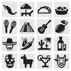 mexican set