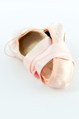 Ballet Point Shoes or Slippers