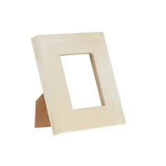 Photo frame standing