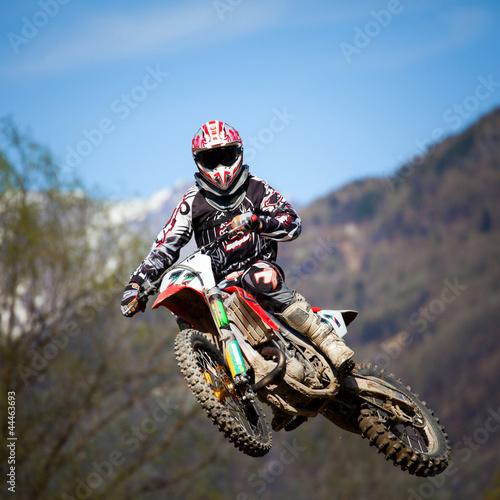 Fototapete free style motocross