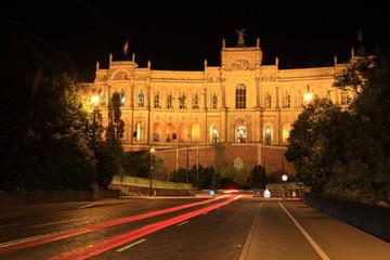 Maximilaneum - Bayerischer Landtag