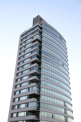 Hochhaus in Buenos Aires