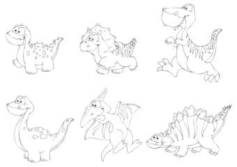 Dinosaurier, Dinos, Urzeit, Steinzeit