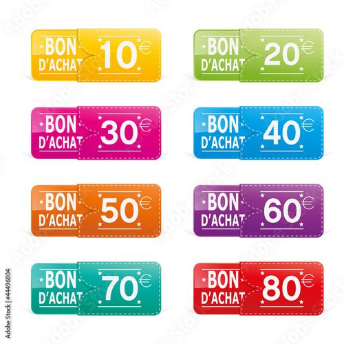 Bon d 39 achat fichier vectoriel libre de droits sur la for Bon d achat id garage