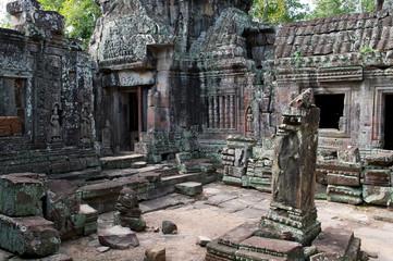 Banteay Kdei Tempel, Kambodscha