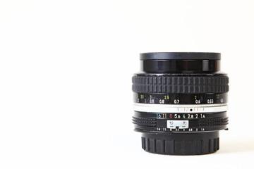 objetivo fotografía