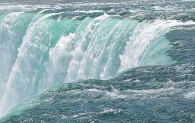 Massive waterfall (Niagara)