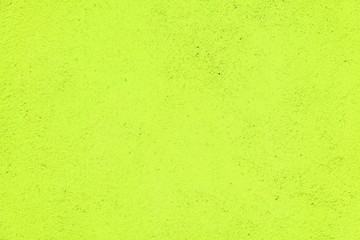 neon green wall texture for background