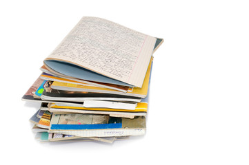 Educational records of the student 3