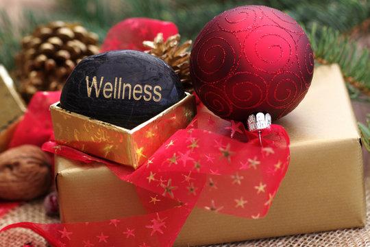 Wellness zu Weihnachten schenken