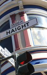 Das legendäre San-Francisco-Gefühl im Stadtteil Haight Asbury!
