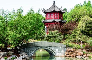Photos illustrations et vid os de jardin chinois for Jardin chinois zen