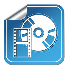 VIDEO DISC ICON