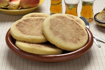 Moroccan Harcha