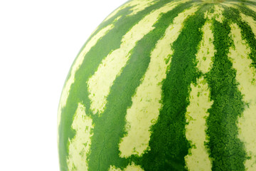 The Watermelon close up