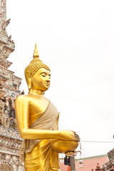 Beauty of Buddha Image in Thailand