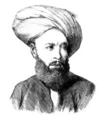 Portrait : Sultan - 19th century