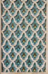 colorful moroccan mosaic tile